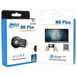 AnyCast M9 Plus 1080P Wireless Display Dongle TV Stick
