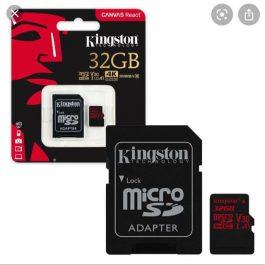 Kingston 32GB Micro SD Memory