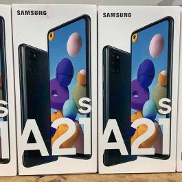 Samsung Galaxy A21s Mobile Phone – Brand New & Boxed